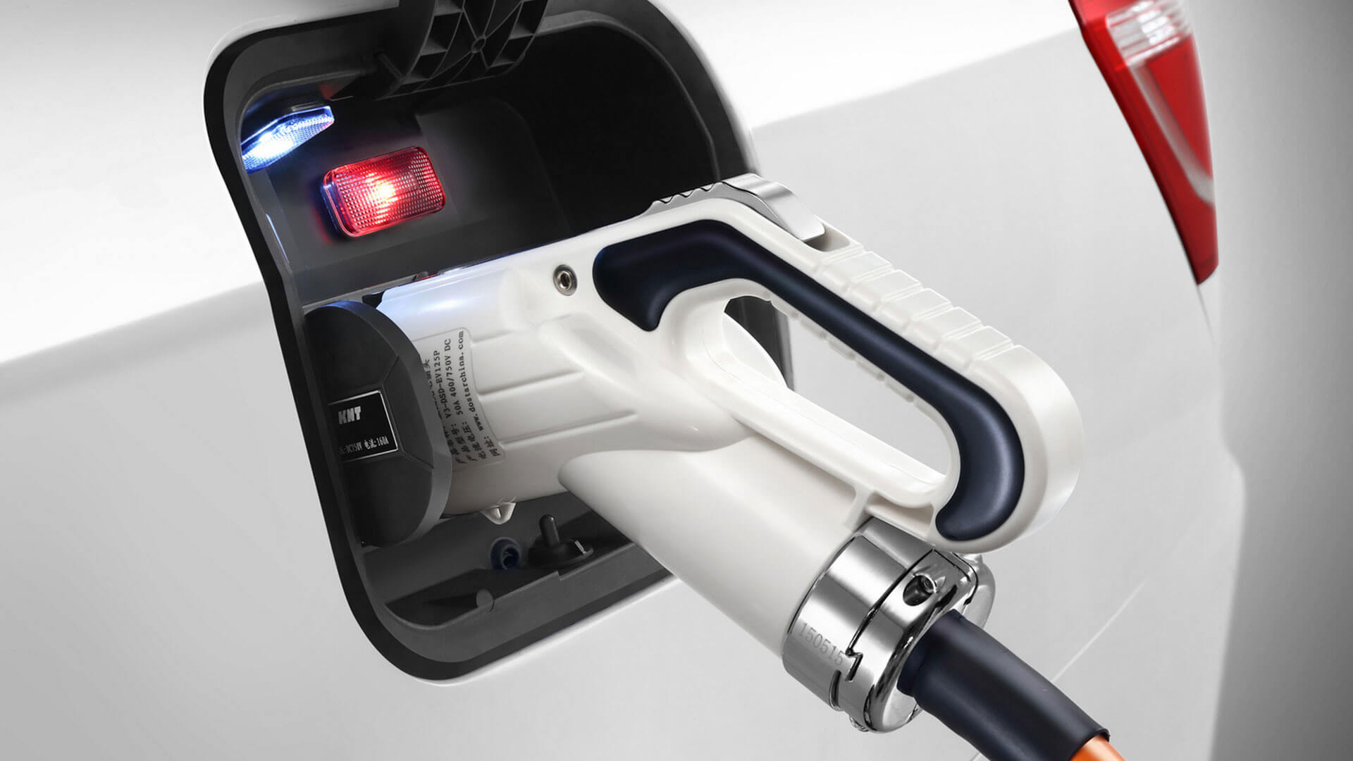 Charge Geely Emgrand EV